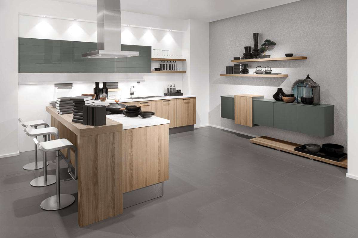 k che wohnen wolkenstein klassische k che. Black Bedroom Furniture Sets. Home Design Ideas